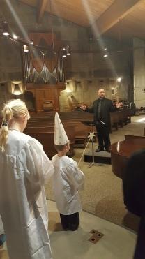 SSCC at Christ Church
