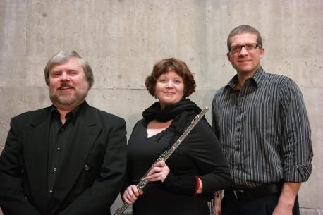 L to R: Jeff Anderson, Roxane Hreah, Norm Seidel