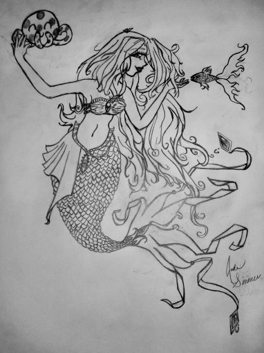 Jade's mermaid
